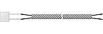 Термопара на липкой основе NiCr-Ni, материал: аллюм. фольга (упаковка - 2 шт.)