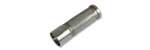 Сетчатый фильтр, нержавеющая сталь, D=12 мм